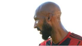 Nicolas Anelka is available to face Swansea City on Sunday.
