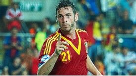 Alvaro Vazques is a Spain Under-21 international.