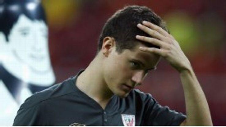 United fail in Ander Herrera pursuit