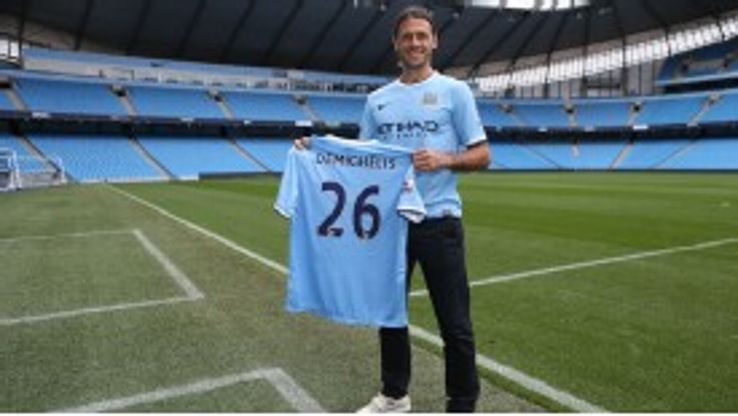 Martin Demichelis is confident of success at Man City.