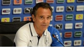 Cesare Prandelli had urged Italy not to take their seeding place for granted. They promptly drew at home to Armenia.