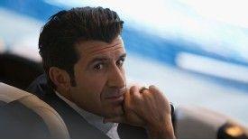 Figo tipped to replace Leonardo at PSG