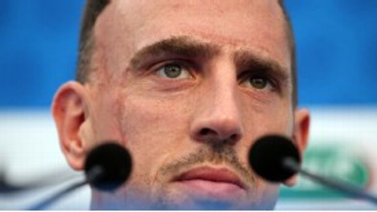 Franck Ribery recently won the UEFA Best Player in Europe award.