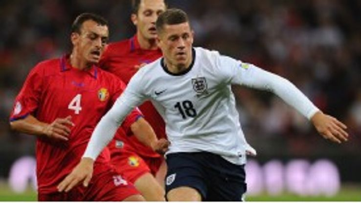 Just a couple of months after playing at the Under-20 World Cup, Ross Barkley made his senior England debut.