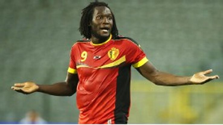Romelu Lukaku came in for more criticism when he failed to shine in a friendly against France last month.
