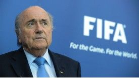 Sepp Blatter says Europeans must