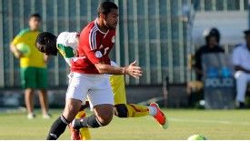 Egypt continued their perfect record in the second stage of qualifying with a win over Guinea.