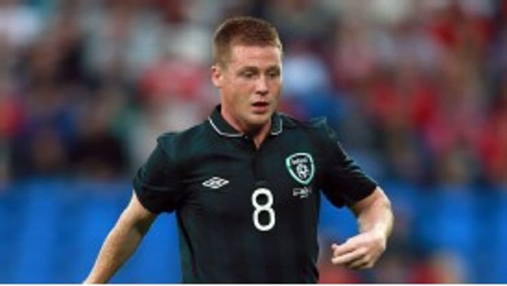 Giovanni Trapattoni helped James McCarthy to secure his move to Everton.
