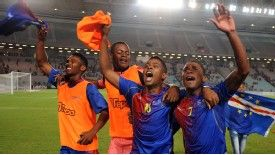 Four days after they believed they had qualified for the World Cup playoffs, Cape Verde's dreams of reaching Brazil have been dashed.