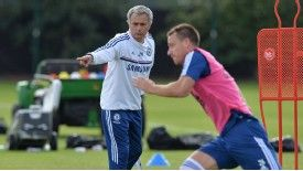 John Terry is delighted to see Jose Mourinho back in charge.