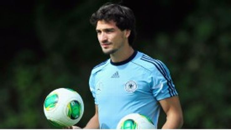 Germany kept back-to-back clean sheets in Mats Hummels' absence.
