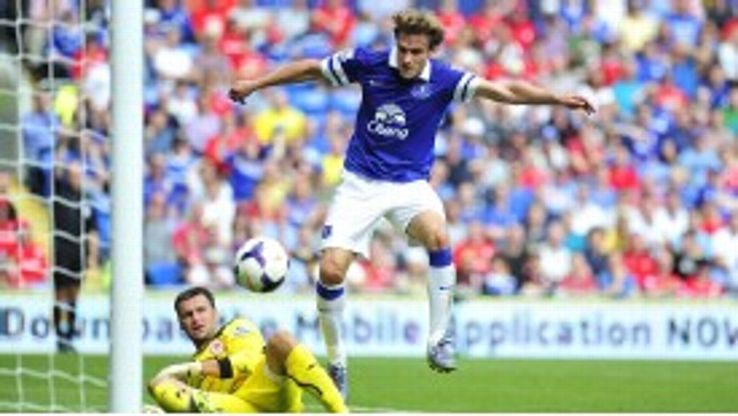 Jelavic has only scored once in the league in 2013.
