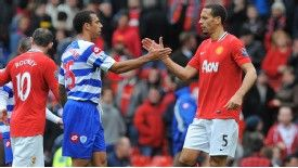 Rio Ferdinand and Anton Ferdinand
