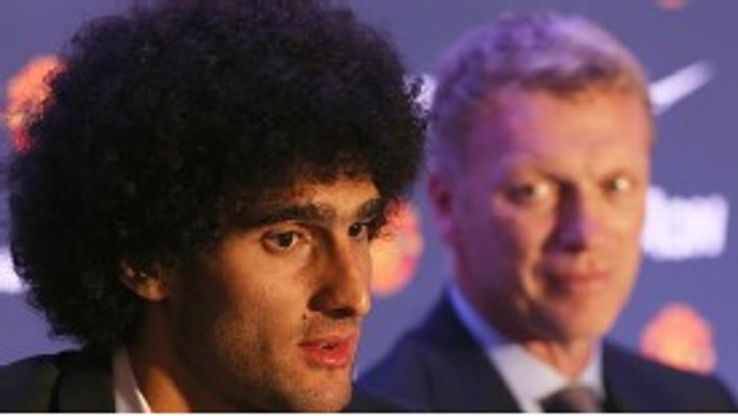 David Moyes is confident that Marouane Fellaini will prove to be a huge success at Old Trafford.