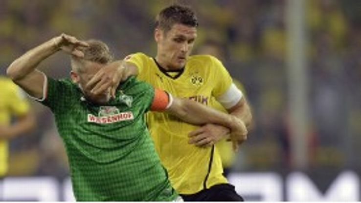 Kehl's only league start so far this season came in the win over Werder Bremen.