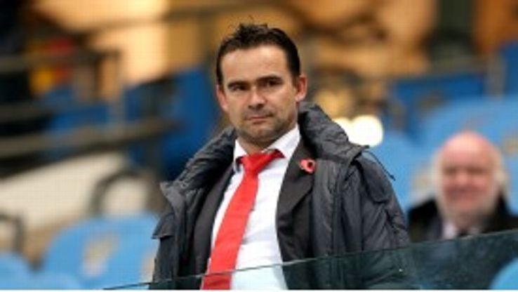 Marc Overmars played for Ajax and Barcelona during his career.