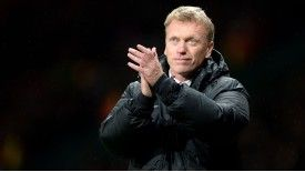 David Moyes was criticised for his failure to sign big-name players in the transfer window.