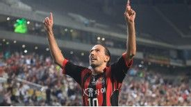 Dejan Damjanovic scored a last-minute winner to fire FC Seoul into the AFC Champions League semi-finals.