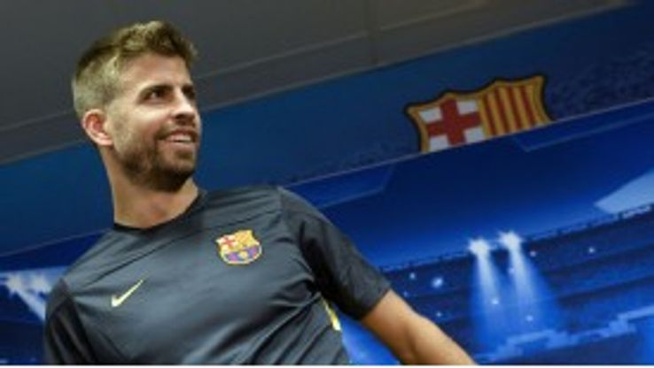 Gerard Pique is one of many Barcelona players to have come through La Masia.