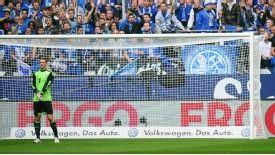 Manuel Neuer Bayern Munich v Schalke