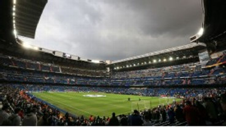 Real Madrid are planning on revamping their stadium -- but could the name be sold?