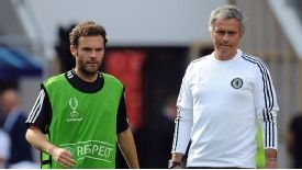 Juan Mata has work to do if he is to break into Jose Mourinho's first-team plans.