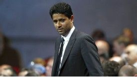 PSG president Nasser al-Khelaifi welcomes the club's rivalry with Monaco.