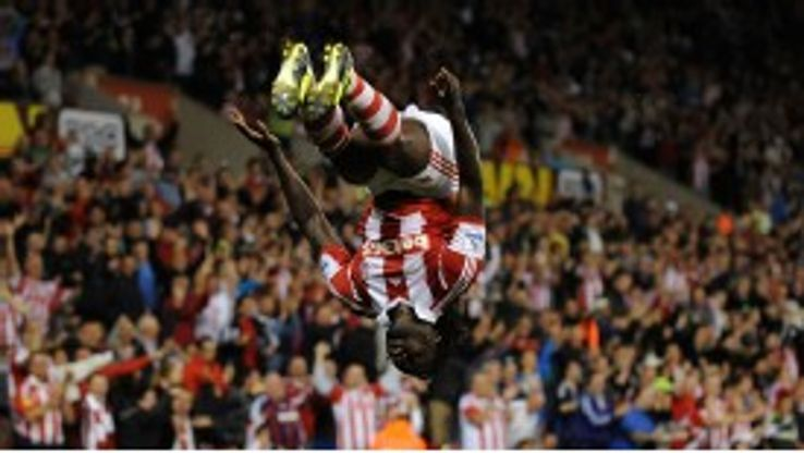 Kenwyne Jones is enjoying his football again under Mark Hughes.