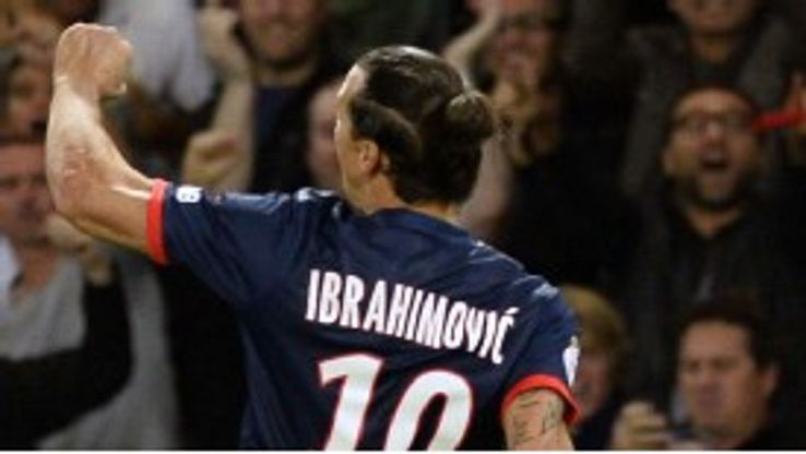 Zlatan Ibrahimovic wants to remain at PSG for the remainder of his career.