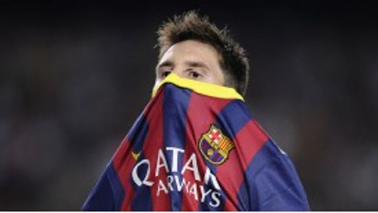 Lionel Messi was angered by reports of a spat between him and his manager Martino.