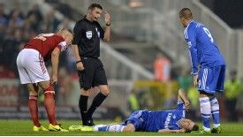 Marco van Ginkel faces at least six months on the sidelines.