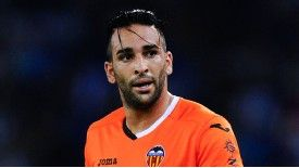 Adil Rami has been frozen out at Valencia.