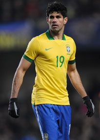 Diego Costa has played for Brazil already this year but as it was a friendly he is free to switch nationality.