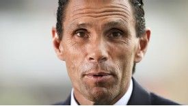 Gus Poyet: Bookies' favourite for the Sunderland job.