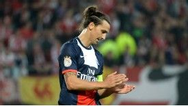 Zlatan Ibrahimovic has committed to a new contract with PSG.