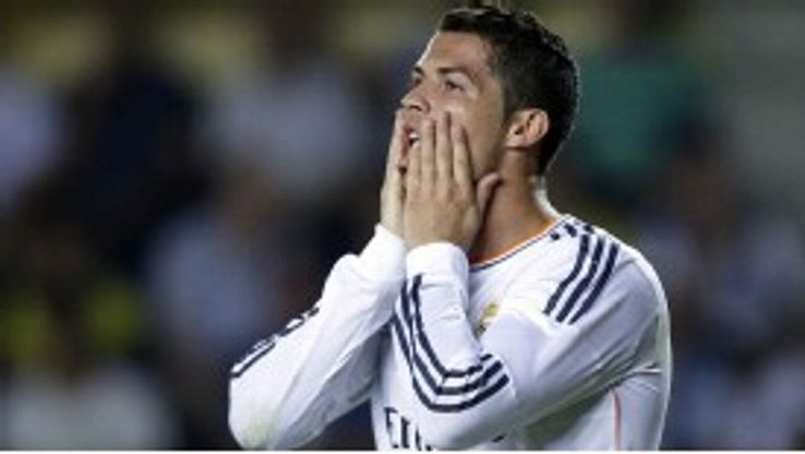 Ronaldo: Ancelotti not at fault for Atletico reverse.
