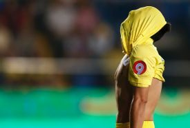 Villarreal's unbeaten start to the season has come to an end.