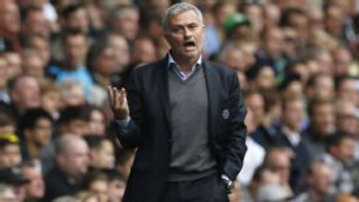 Jose Mourinho was upset by the line of questioning at Chelsea's pre-match Champions League press conference.