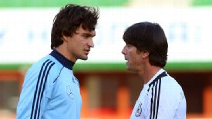 Mats Hummels feels his omission from the national team may be down his criticism of the DFB.