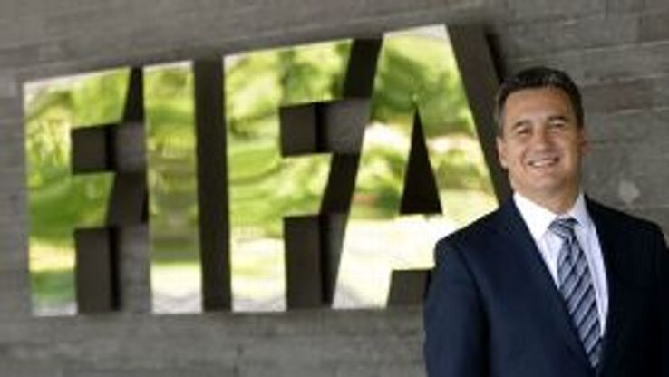 FIFA's Michael J. Garcia has a history of combatting international terrorism.