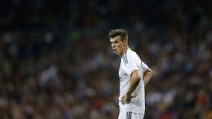 Gareth Bale has endured a stuttering start to his Real Madrid career.