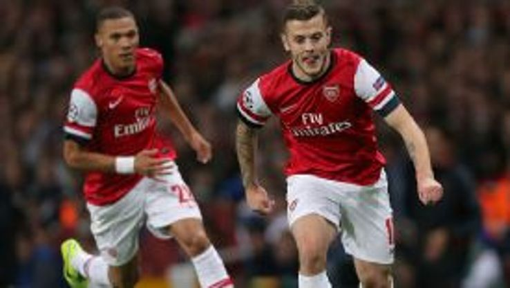 Jack Wilshere is not guaranteed a starting place these days.