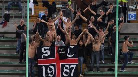 Cagliari fans are being forced to travel away from their usual Stadio Sant Elia.
