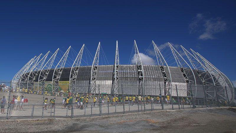 Fortaleza, Estadio Castelao