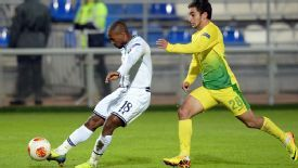Jermain Defoe set Tottenham on their way to victory over Anzhi.