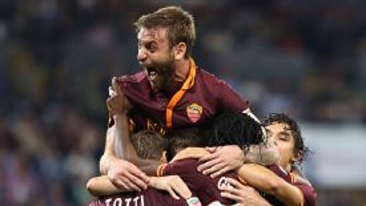 De Rossi has spent his entire professional career at Roma.