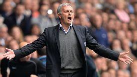 Mourinho insists it is