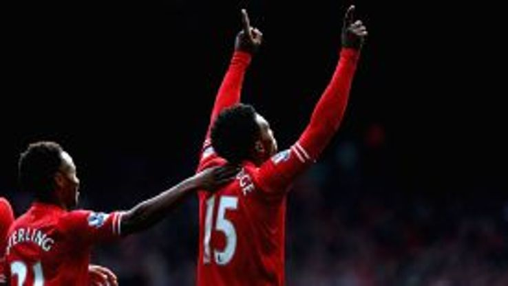 Daniel Sturridge continued his fine start to the season with another Liverpool goal.