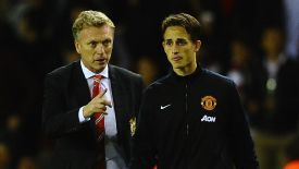 Adnan Januzaj is still to make a decision on his international future.