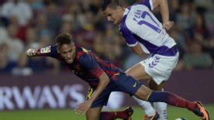 Neymar has come under fire for diving recently.